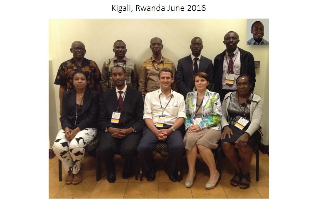 Kigali 2016